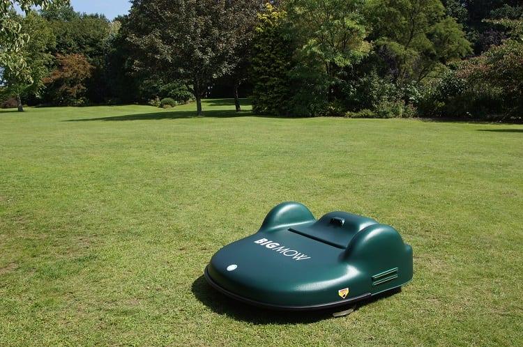 Lawn Mower For Big Turfs