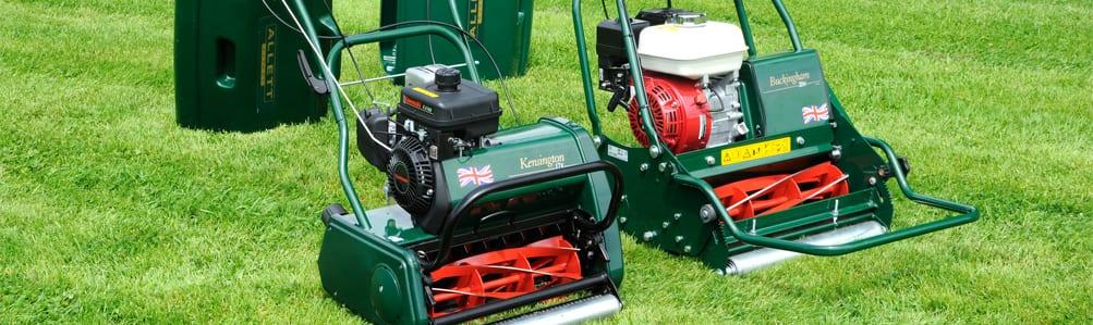 Cylinder Lawn Mower