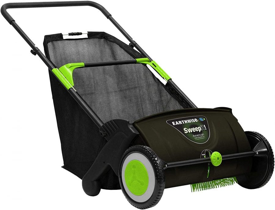 Earthwise LSW70021 21-Inch Leaf & Grass Review