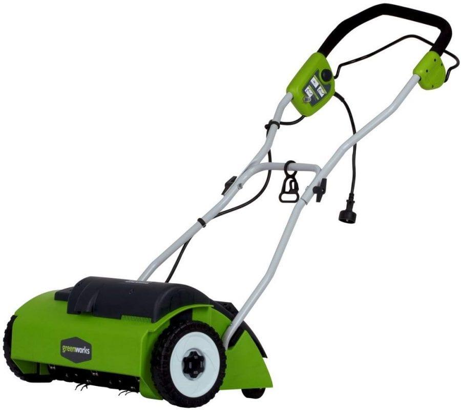 GreenWorks 27022 Detacher Review