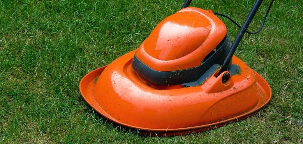 Hover Lawn Mowers