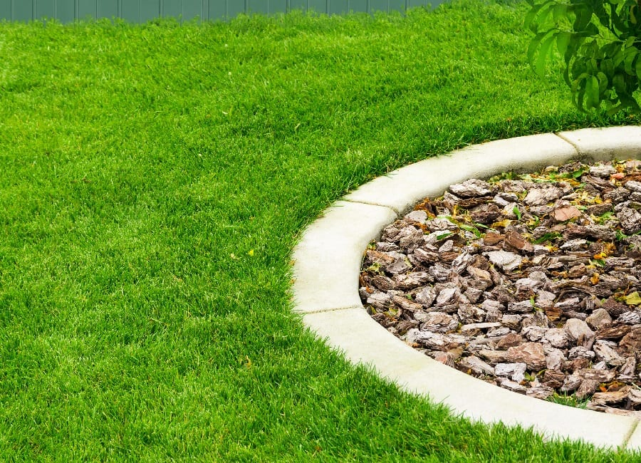 Lawn Barrier For Weeds In Your Lawn