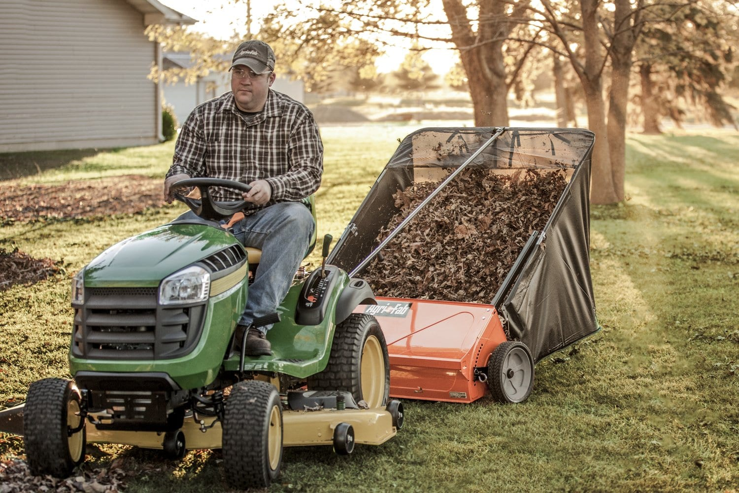 Lawn Sweeper FAQ