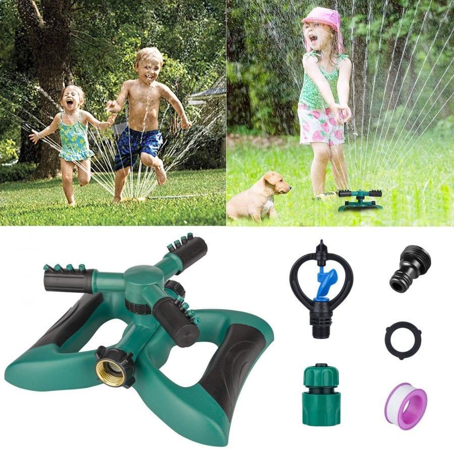 Morfone Lawn Sprinkler Review