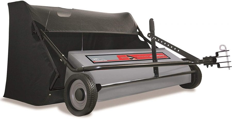 Ohio Steel 50SWP26 Pro Sweeper Review