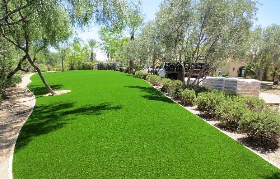 perfectly edged lawn - edge a lawn