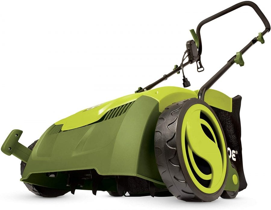 Sun Joe AJ801E Review - One Of The Best Dethatchers For Your Lawn