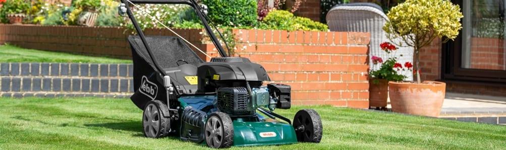 lawnmower rotary